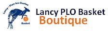 La boutique du Lancy PLO Basket