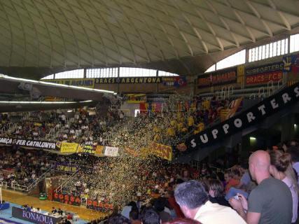 Barcelone-basket