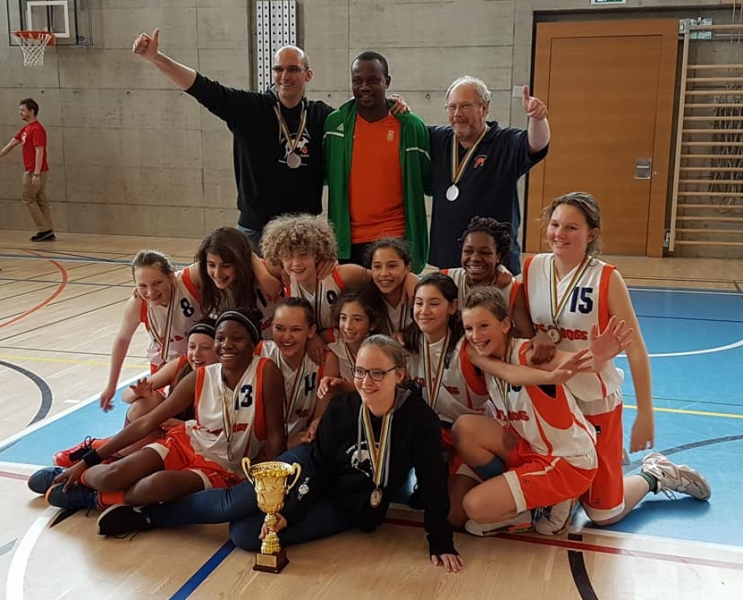 458d7d8649b L équipe U19F Lancy PLO Genève Elite Basket a quant à elle remporté la  médaille d or après une finale haletante qui s est jouée dans les  prolongations face ...